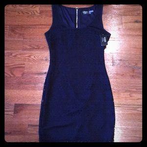 """Guess Navy """"Jordana"""" Dress"""